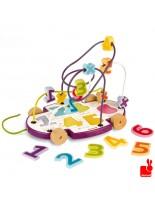 Janod houten looping met cijfers