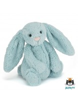Jellycat Bashful Bunny Aqua 31cm