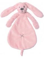 Happy Horse - Konijn Roze Knuffeldoekje Richie