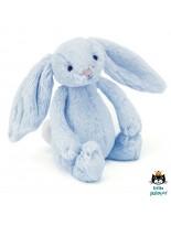 Jellycat Bashful Bunny Blue ratel 18cm